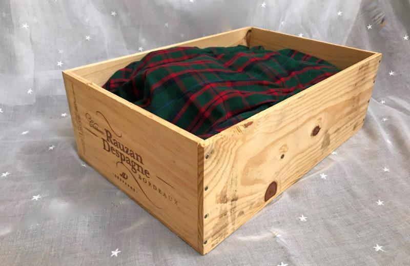ベッド 木枠と中身