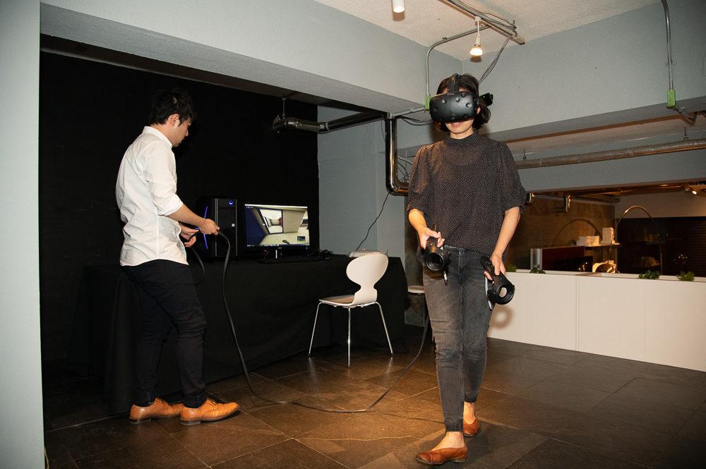 リノベーション前に部屋を歩ける「VRシステム」が凄かった!