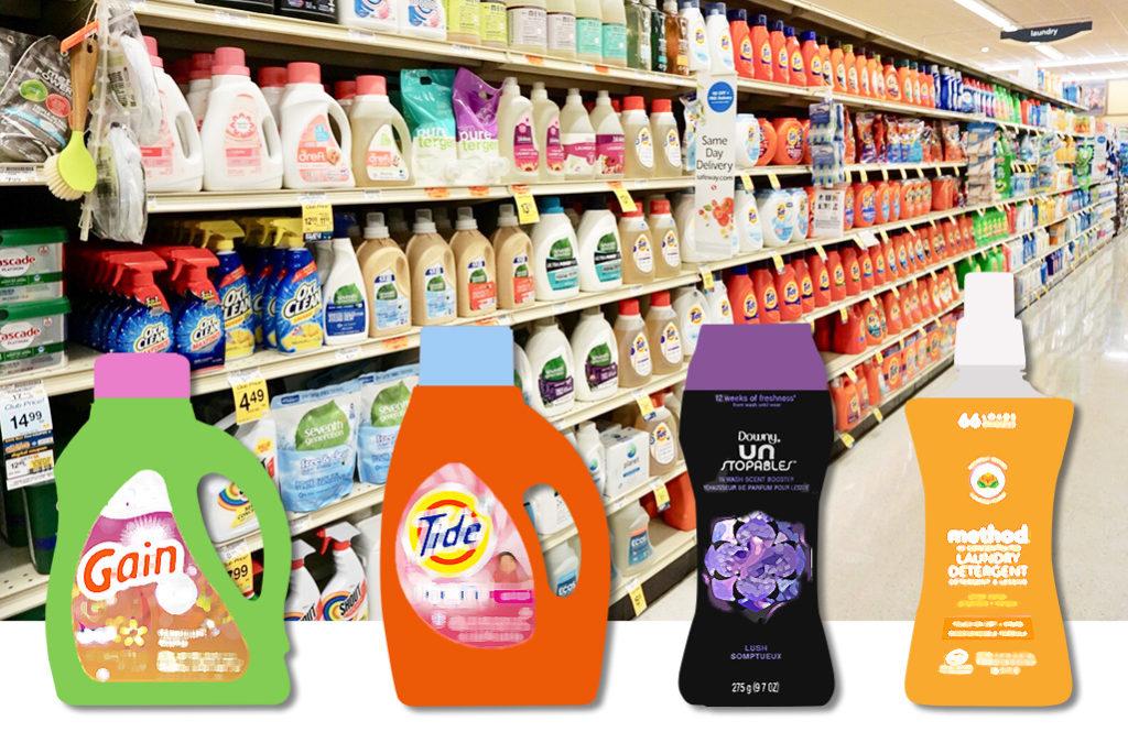 すぐ買えるものは?【香りが魅力のUSA洗剤&柔軟剤】を日本で探す!