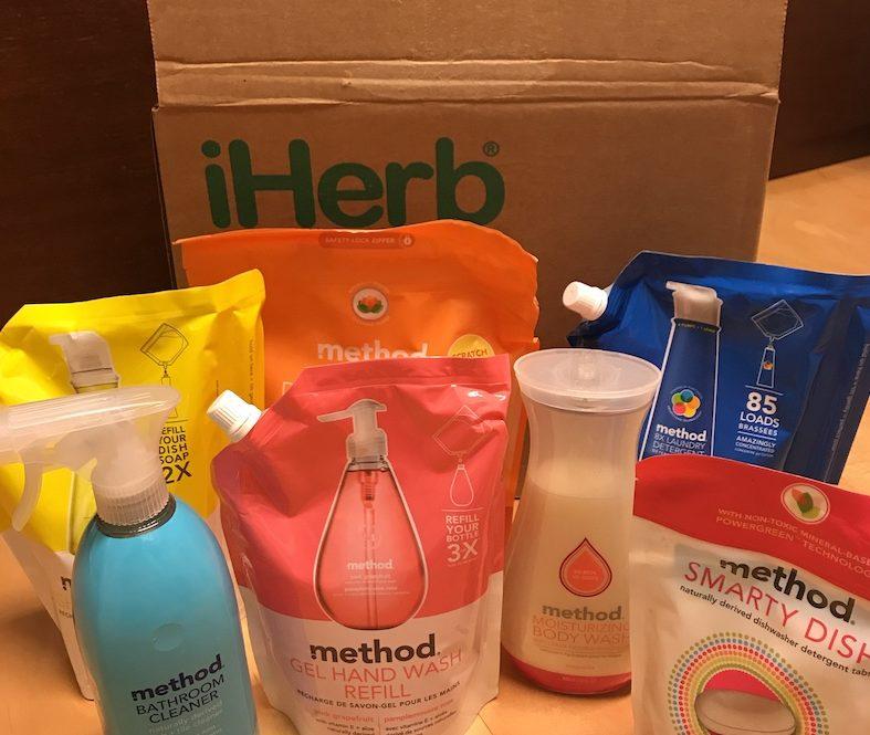 日本駐在外国人ママも愛用する【iHerb(アイハーブ)】でUSA洗剤をお得にゲット!