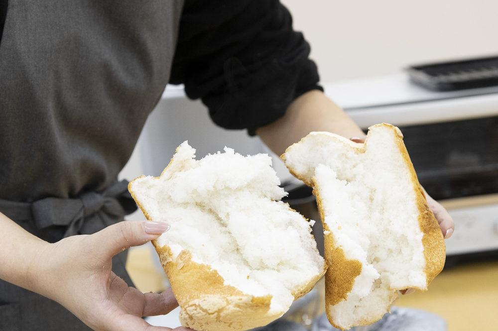 米粉パンが格段においしい! 最新ホームベーカリーとアレンジレシピ