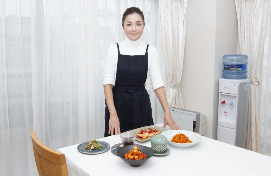 料理家が自宅で使う日常の器【韓国料理研究家 チョン・ヒャンミさんの場合】
