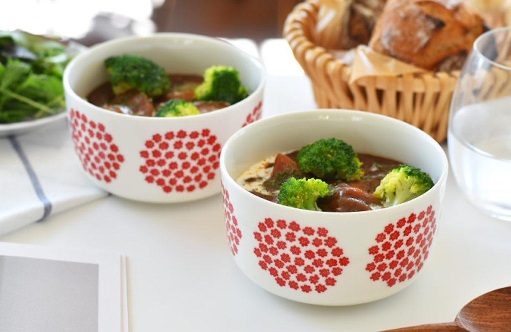 冬のおうちカフェを温めるのは【北欧ブランドのスープボウル】