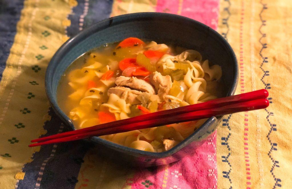 風邪をひいたとき、海外では何を食べる?(ハワイ編)