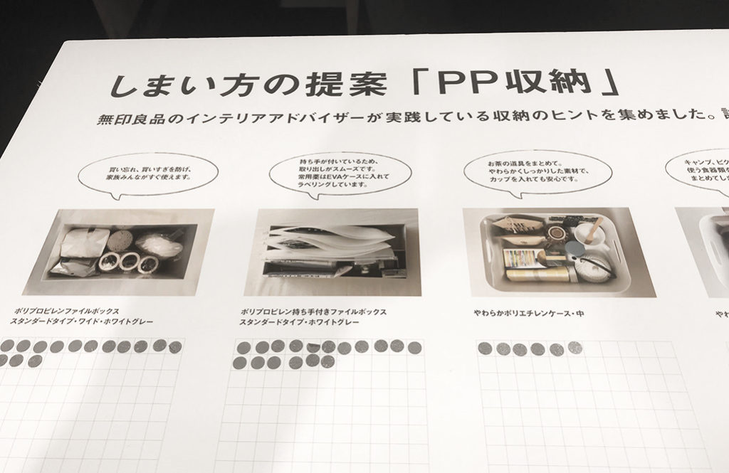 収納の定番【無印良品の PPケース】インテリアアドバイザーのリアル活用術