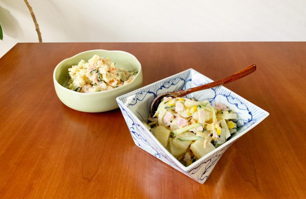 元料理家の母が残しておきたい愛情レシピ Vol.2【ポテトサラダは季節で味付けを変えて】