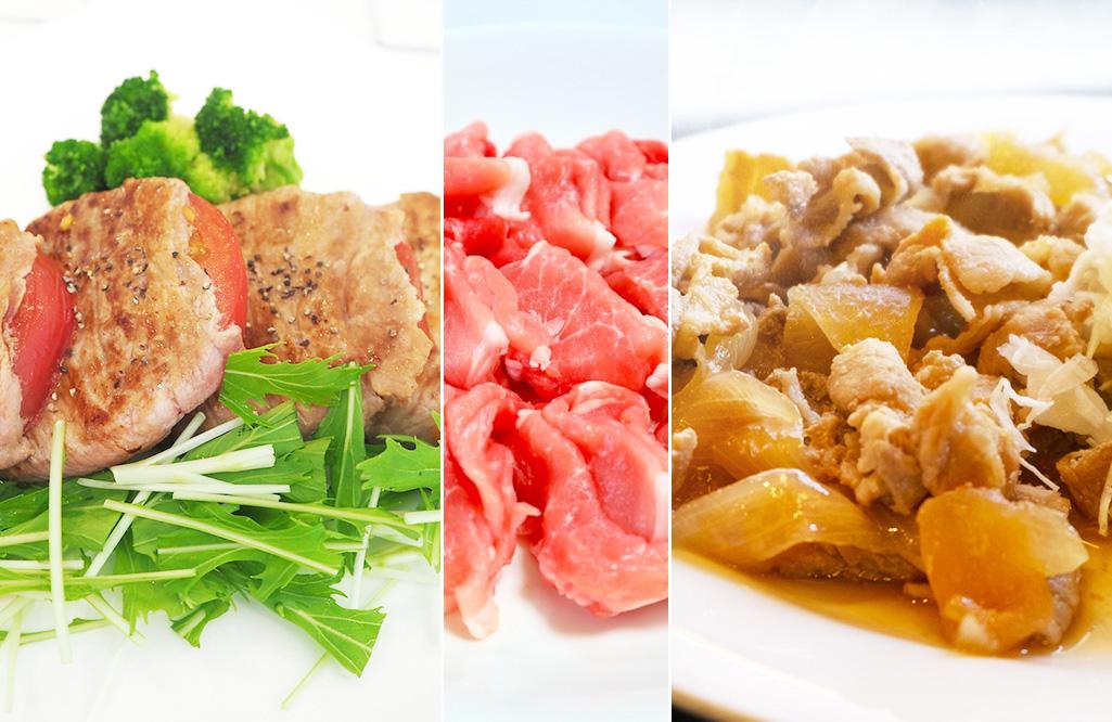 が の 豚肉 ビタミン より は 吸収 と up b1 食べる の と する 率