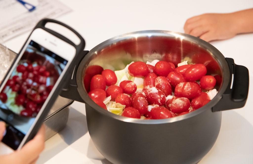 合計700g以上の野菜がとれる!「ヘルシオシリーズ」で野菜たっぷり&おいしい3レシピ