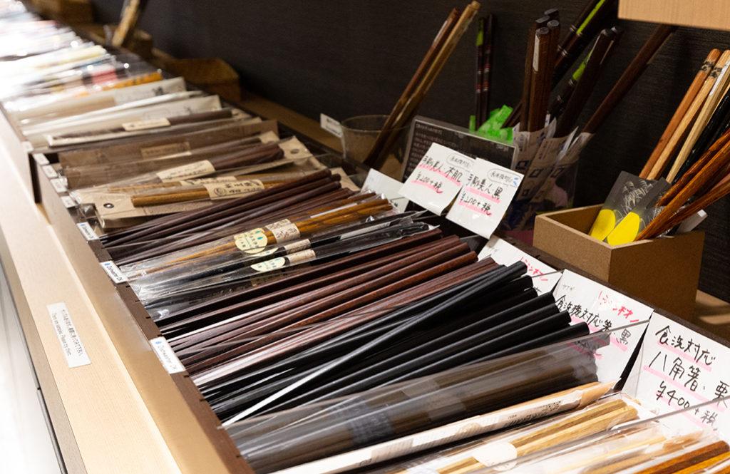 「マイ箸」があるのは日本だけ。そんな、お箸にこだわる国の最新トレンド