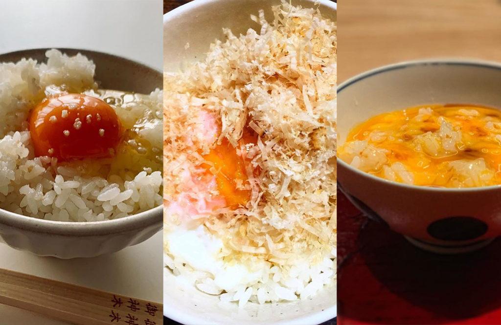 新米をシンプルに味わう「絶品卵かけごはん」自慢のマイレシピ