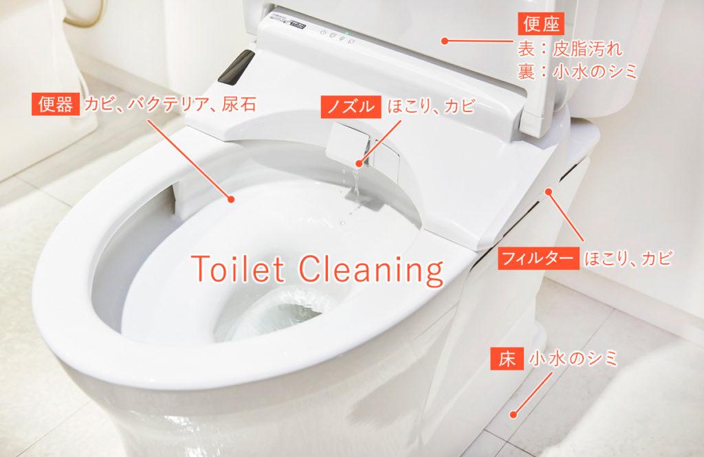これで完璧きれい!「 ウォシュレットの徹底掃除」TOTOお掃除マイスターの教え