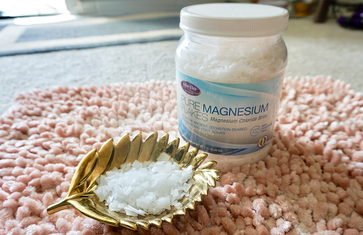 マグネシウム 入浴 剤