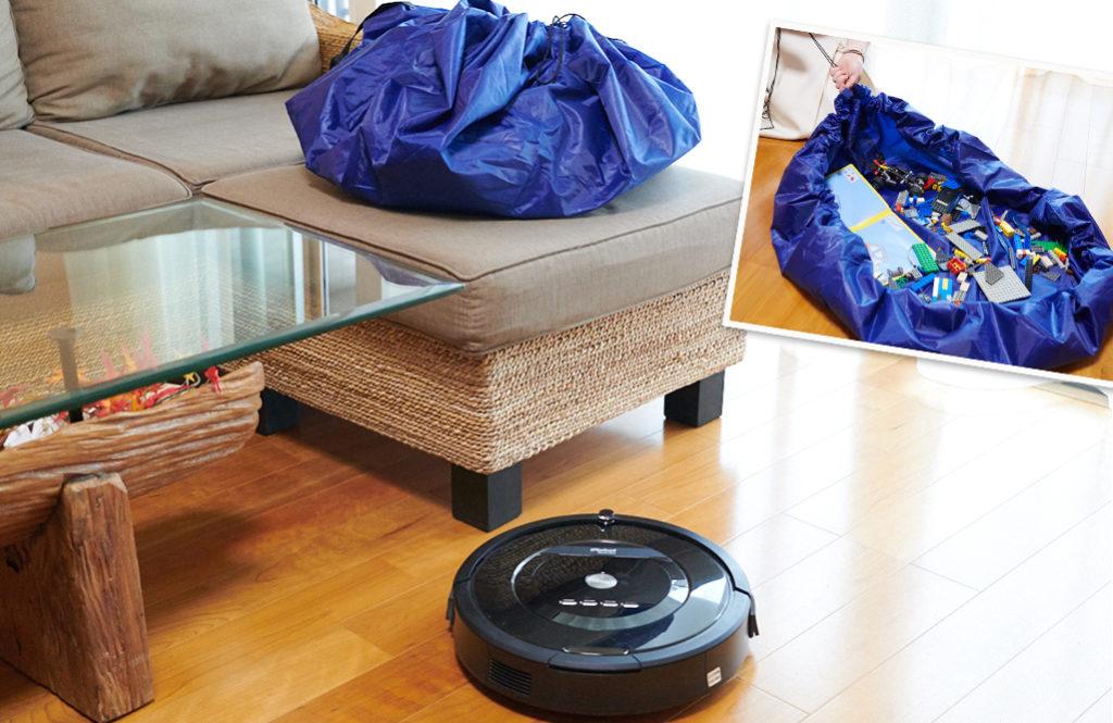 意外と簡単!「ロボット掃除機が使いやすい」部屋にする【本間朝子さんの時短裏ワザVol.8】