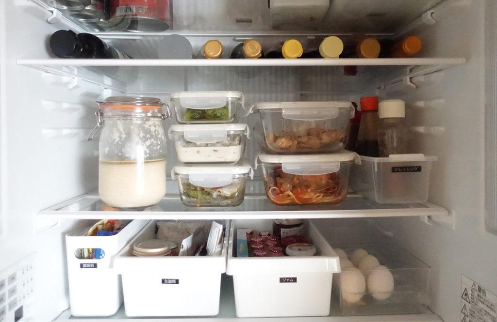 見やすく取り出しやすい「冷蔵庫整理術」3つのマイルール