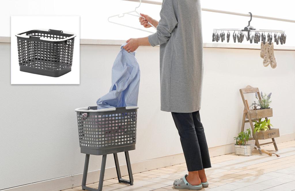 目の付け所がいい!カインズの「楽カジランドリー」で洗濯ストレス改善
