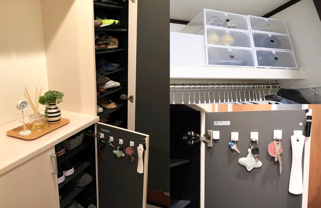 整理収納アドバイザーの名言「靴の数は下駄箱の大きさで決める」を守れば玄関すっきり!