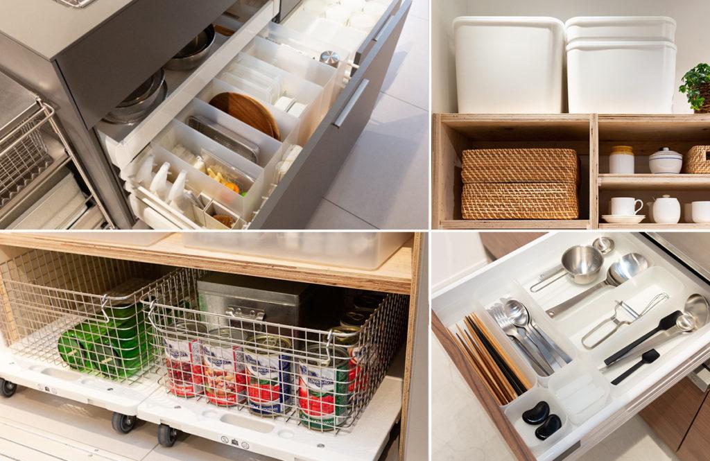 無印良品「キッチンに便利な傑作収納」インテリアアドバイザーおすすめ6選