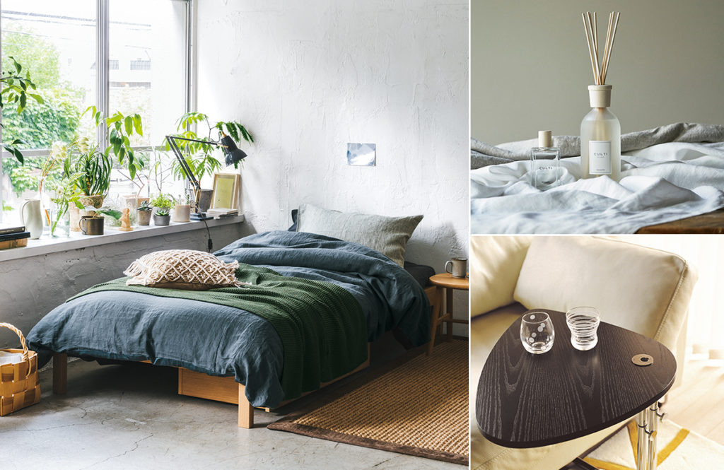 寝室の居心地がよくなる「アクセントインテリア」5つのおすすめ