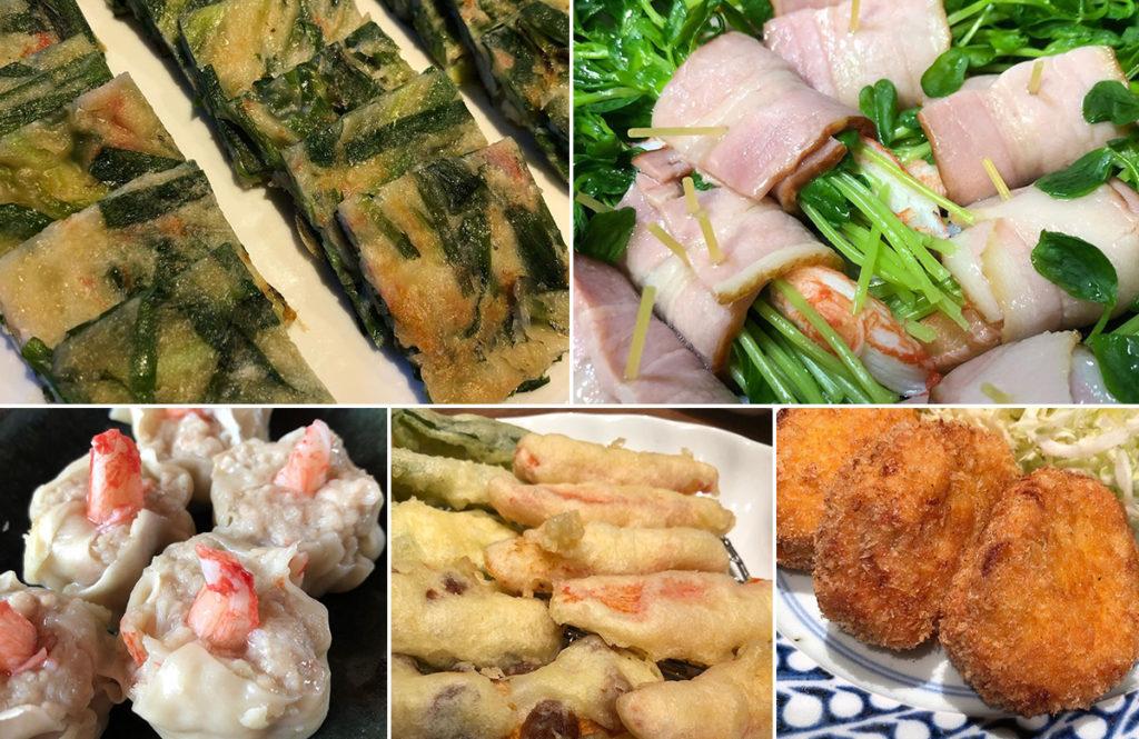 カニカマハナコさんの「激うま&節約のカニカマ料理」人気BEST5