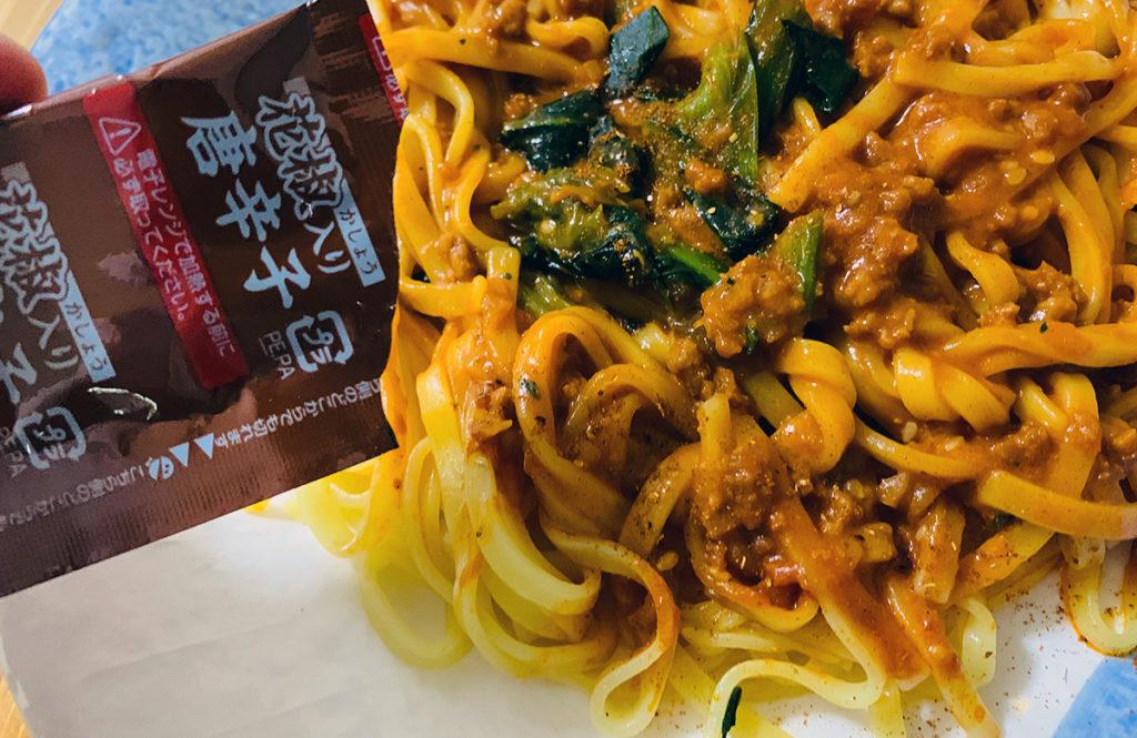 花椒が利いた辛さがうまい!流行りの「しびれ系麺」おすすめ冷食3選