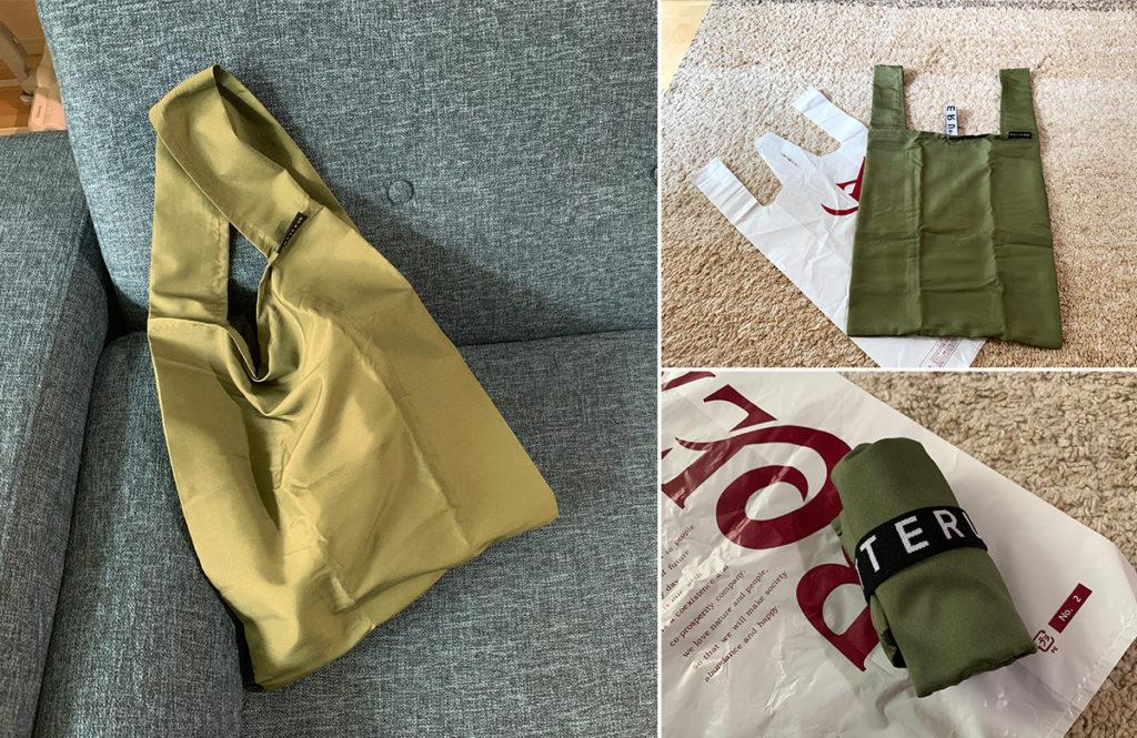 エコバッグは結局「レジ袋型デザイン」が使いやすい!