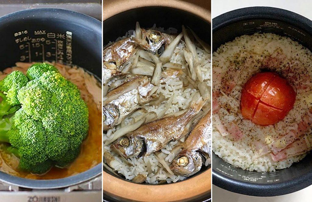 簡単なのに贅沢に感じる「炊き込みごはん」みんなの閃き新レシピ