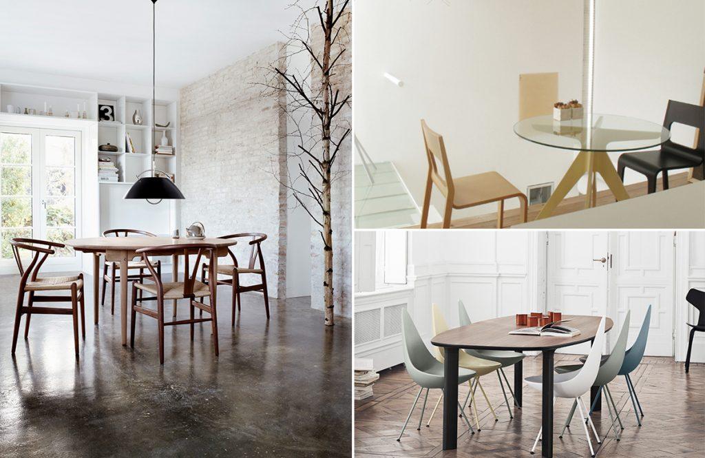 曲線デザインがおすすめ「ちょっといいダイニングテーブル」インテリアスタイリストの3選